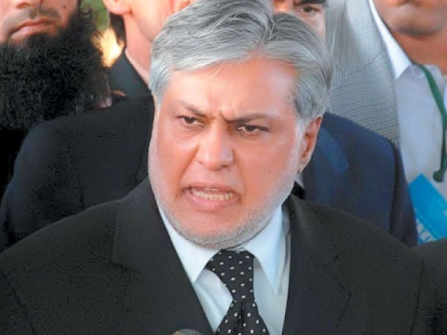 Election concerns: Dar demands 'legal cover' for ECP Code of Conduct