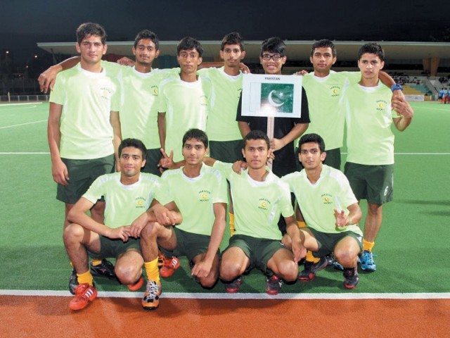 U16 Asia Cup: Pakistan crowned champions in new format