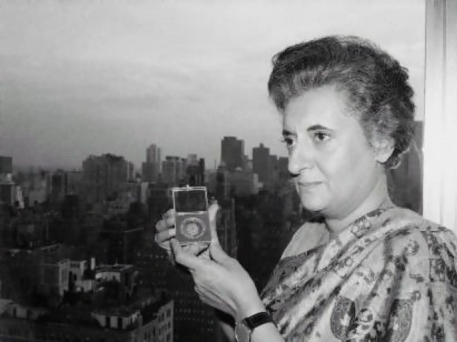 Indira Gandhi had offered nuclear technology to Pakistan: WikiLeaks