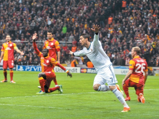 Champions League: Madrid survive home team fightback