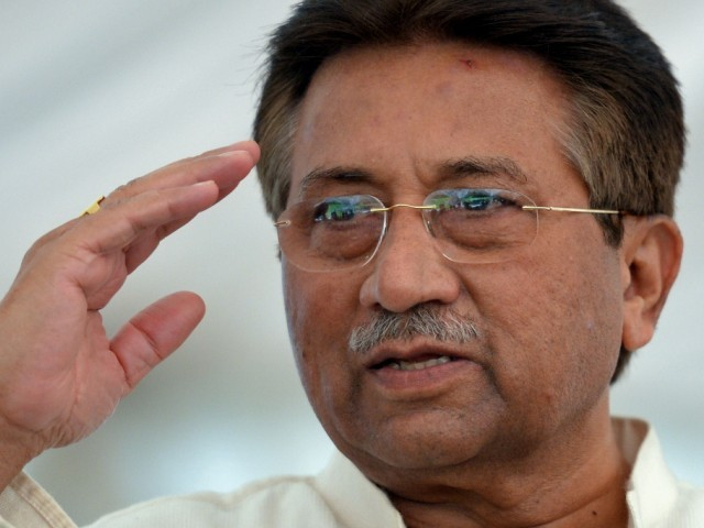Musharraf's advocates back out from judges' detention case amidst threats