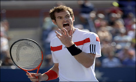 US Open repeat dream ends in Murray meltdown