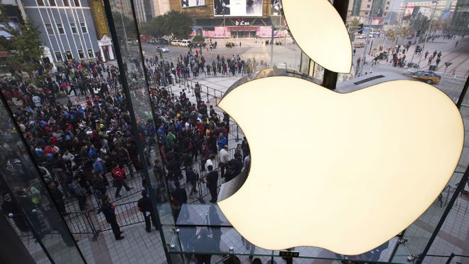 Apple no longer the world's most valuable company