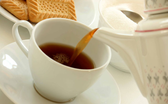 Sip black tea to protect your heart