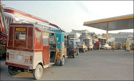 CNG stations in Sindh reopen after 48 hours