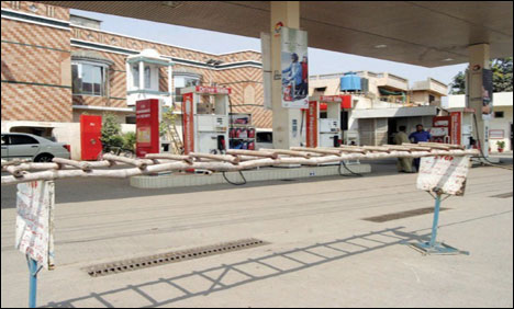 CNG stations shut in Sindh for 24 hours