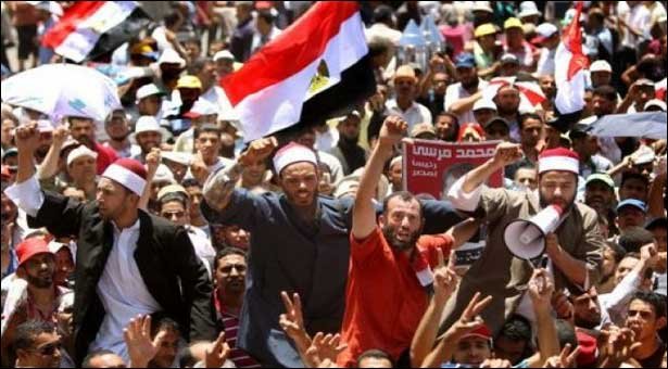 Egypt Muslim Brotherhood calls for 'uprising' after 42 killed