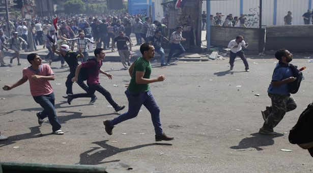 Morsi supporters vow new demos after deadly day of anger