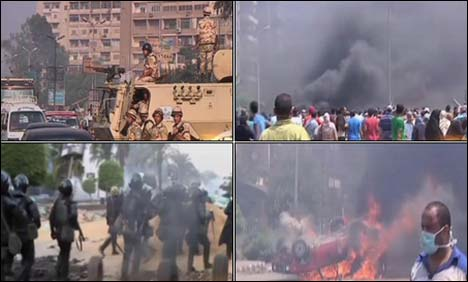 Death toll soars to 638 in Egypt violence