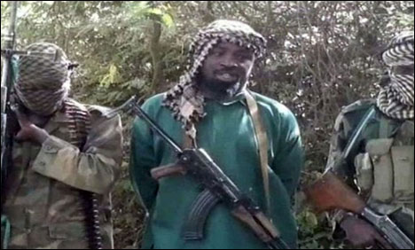 'Global terrorist' Boko Haram head may be dead: Nigeria
