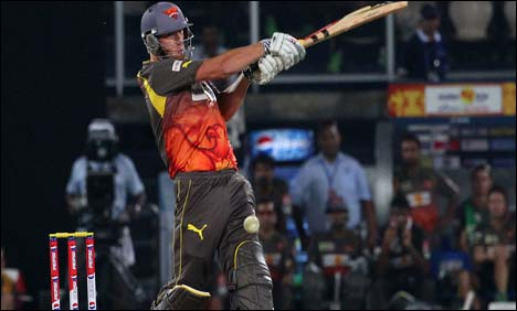 Sunrisers clinch Super Over victory