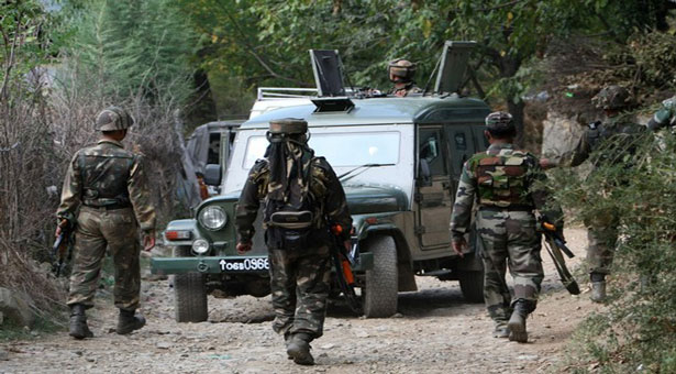 Soldier shoots dead five colleagues, self in IoK