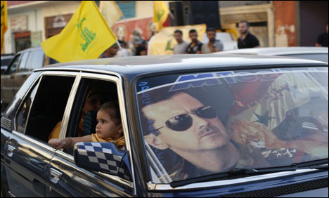 Iran emerging as victor in Syrian conflict