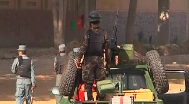 Taliban attack on Kabul foiled, all attackers killed: police chief