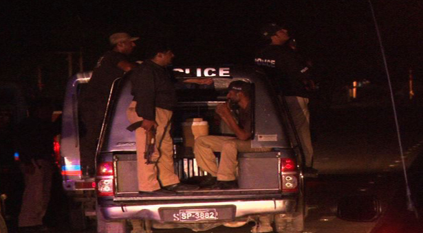 14 alleged criminals from Karachi arrested from Murree