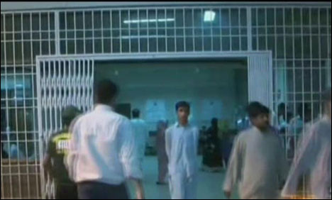 Three injured in Nazimabad firing