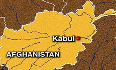 Motorcycle bomb kills 2, wounds 15 in Afghanistan