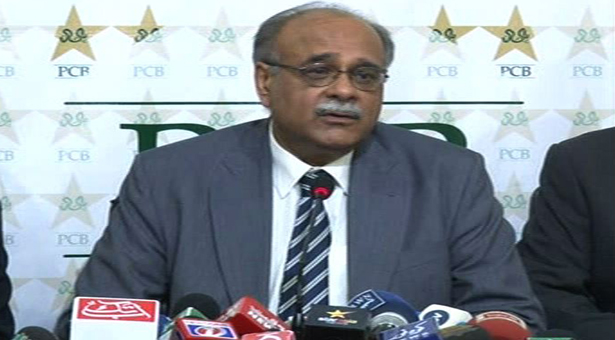 Najam Sethi appointed PCB chairman