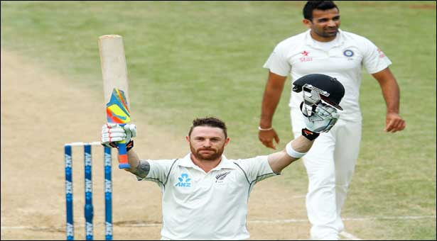 New Zealand draw Test, win series against India
