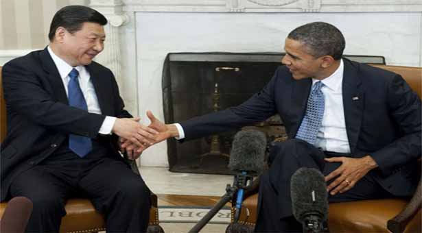 Obama, Xi wrap up summit, vow joint climate effort