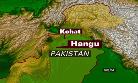 Security forces kill six militants in Hangu