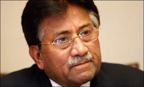 Musharraf's plea to transfer treason case to military court rejected