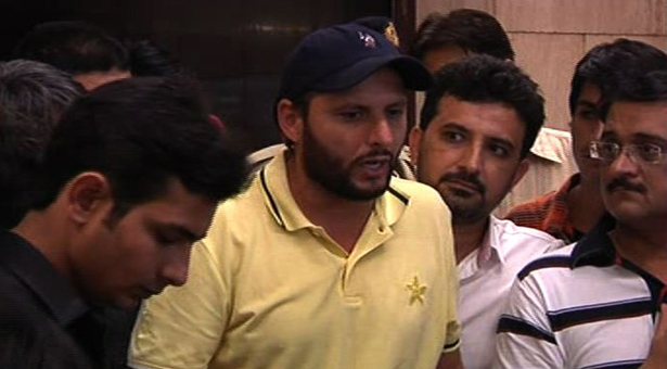 Batsmen played with negative approach: Shahid Afridi