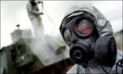 Rebels used chemicals to spark strikes: Syria