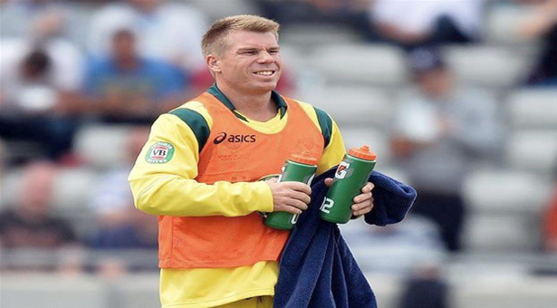 Warner suspended until Ashes, fined