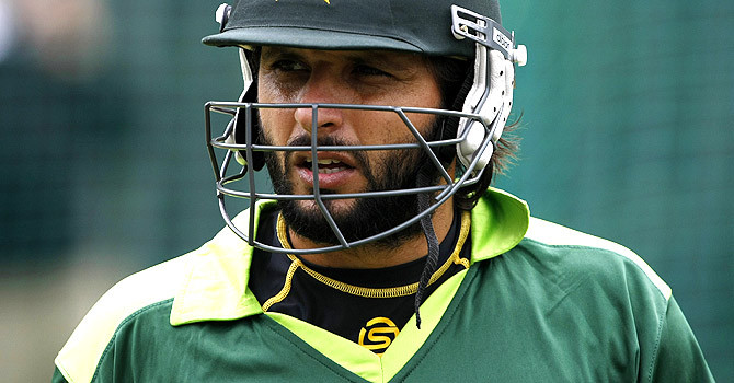 Afridi ready to retire if replacement is available