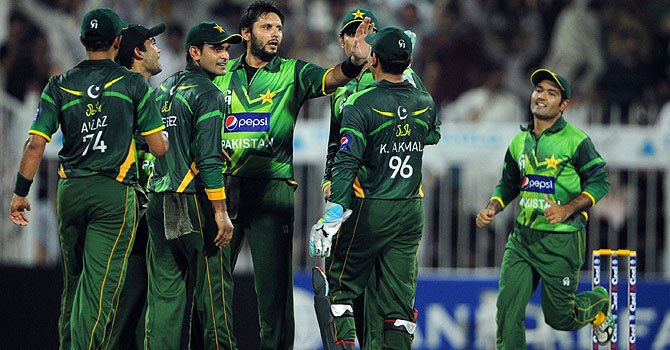 Struggling Afridi blames Misbah for CT axe