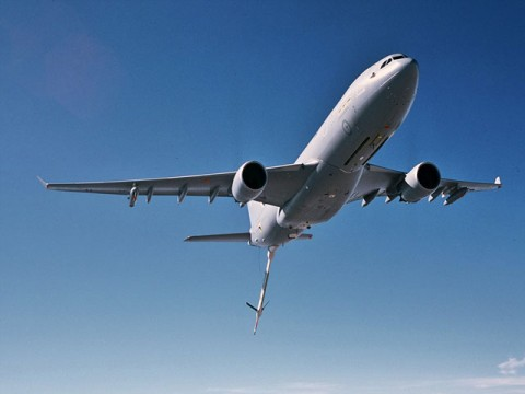 Airbus to 'refuel' Indian tankers