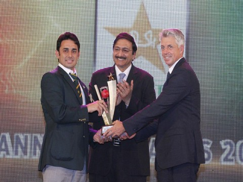Ajmal steals awards show