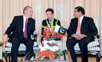 Turkey offers to help Pakistan construct dams