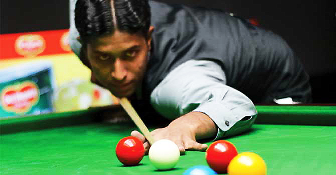 World champion Asif bows out of national snooker