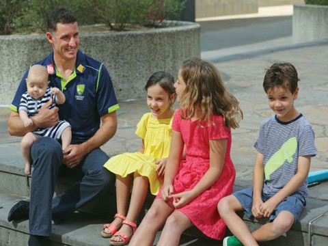 Australia team will be fine without retiring Hussey