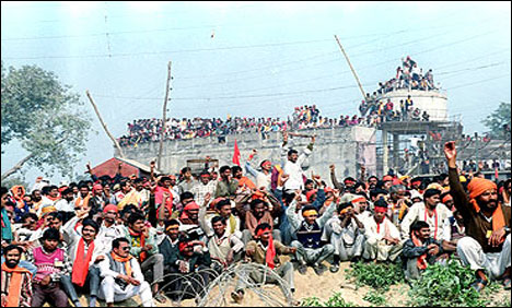 Babri Masjid martyrdom not a case of mob frenzy, but planned: Indian media