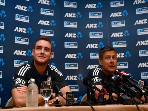 Broad's England not taking New Zealand lightly