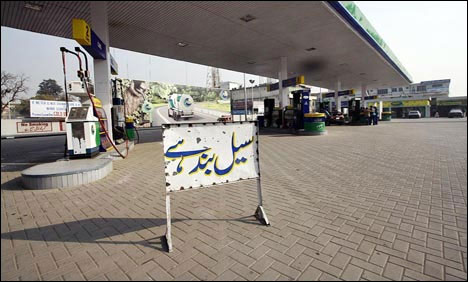 CNG stations to stay shut in Sindh Thursday-Saturday