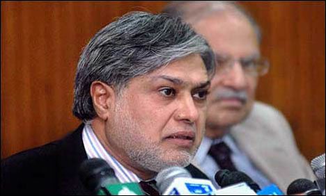 Govt decides to privatize Lakhra coal power project: Dar
