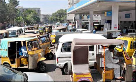 CNG stations to reopen in Sindh after 24-hour closure