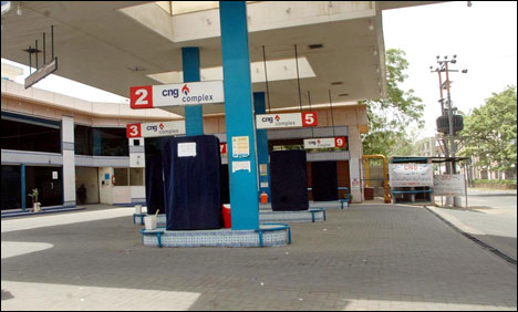 CNG stations closed for 24 hours in Sindh