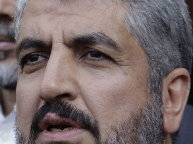 Cautious welcome as Meshaal re-elected Hamas chief