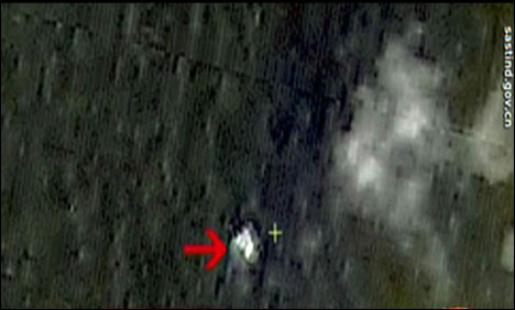 China satellite finds ´floating objects´ in Malaysia jet hunt