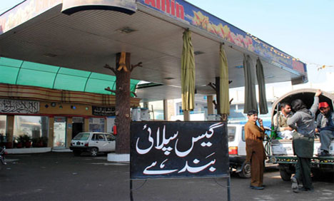 CNG stations to stay shut for 24 hours