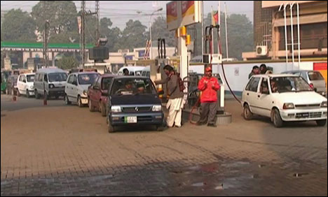 CNG stations resume supply after 24 hours in Sindh
