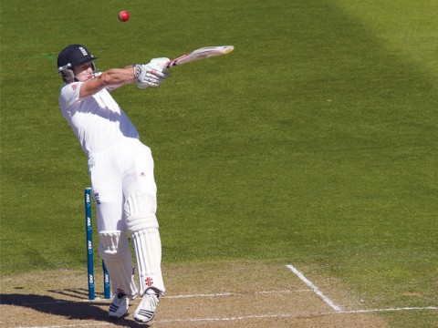 Compton, Trott seize control for England in second Test