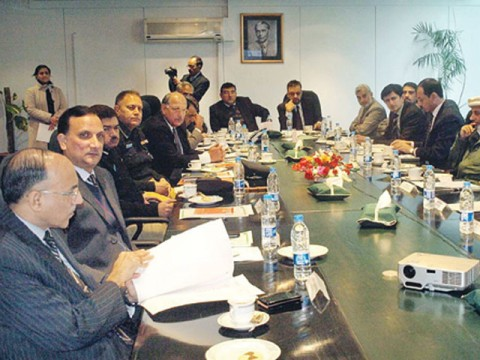 SECP, probing bodies agree to devise strategy