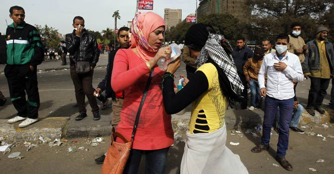 Egypt military chief warns of collapse of state