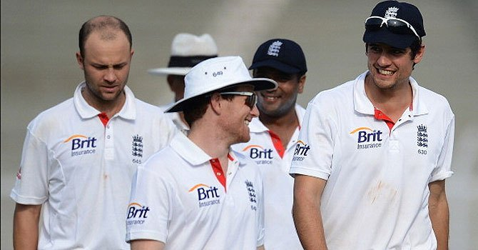 England clinch historic series win in India